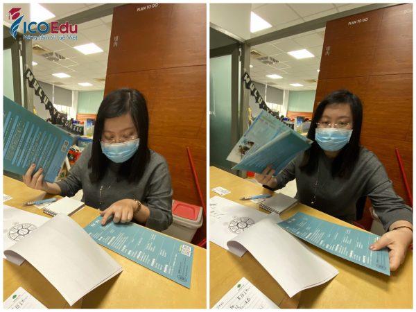Đại diện ICO Taiwan thăm và làm việc tại Trường Đại học Phùng Giáp 1