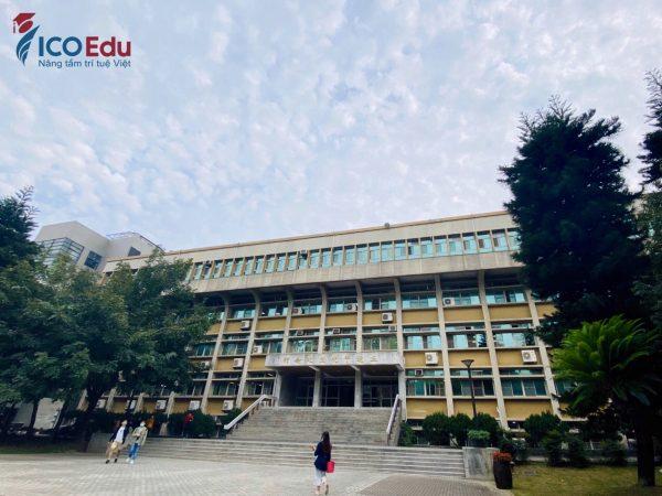 Đại học Phùng Giáp - ICOEdu 1