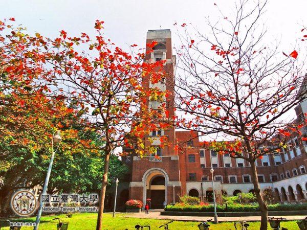 2. Đại học Quốc gia Đài Loan (National Taiwan University, NTU)