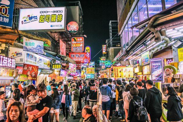 Chợ đêm Fengjia (Fengjia Night Market) – Đài Trung