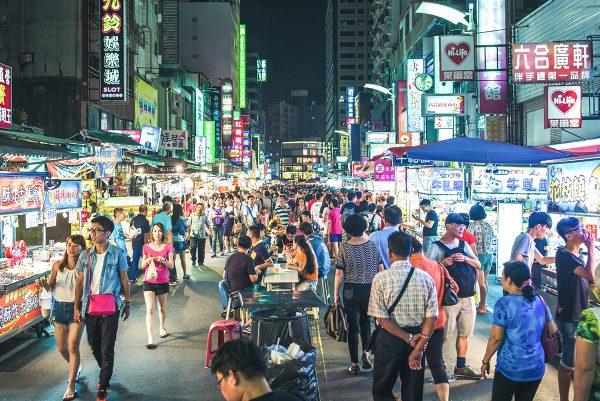 Chợ đêm Liuhe, Cao Hùng