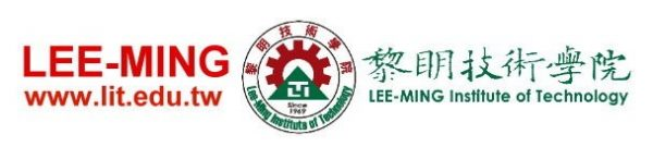 hoc vien ky thuat le minh - LEE-MING INSTITUTE OF TECHNOLOGY - Taiwan